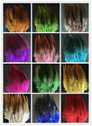 Wholesale 50/100pcs beautiful rooster tail feathers 10-15cm/4-6inches 15 Colors