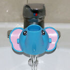 Kids Cute Elephant Bathroom Dolphin Tap Children Extender Washing Water Faucet