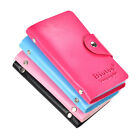 Stamping Plates Holder Storage Bag Durable PU Leather Cases Stamp Bag Organizer