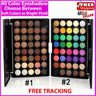 Внешний вид - Eyeshadow Palette Makeup 40 Color Cream Eye Shadow Matte Shimmer Set Cosmetic