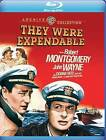 THEY WERE EXPENDABLE BLU-RAY Warner Archive John Wayne John