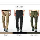 TACVASEN Men Quick-Drying Breathable Pants Zip Off Removable Legs Casual Shorts