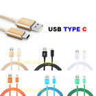 For Samsung Galaxy S8+ Plus USB Type C 3.1 Nylon Braided Charging Cable