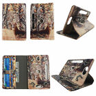 For Acer Iconia Tab 8 inch PU Leather Slim Folio Stand ID Slots Cover Case we-9