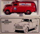 1949 CHEVY PANEL TRUCK - 1994 FIRST GEAR 1:34 SCALE - MOBIL OIL NO.3
