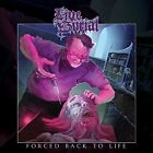 LIVE BURIAL-FORCED BACK TO LIFE  CD NEUF