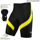 New Mens Padded Bike Shorts Cycling Knicks Bicycling Riding Padding  Shorts