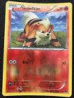 Growlithe Reverse Holo BREAKPoint 10/122 NEAR MINT Pokemon TCG Card