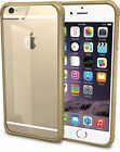 Smartish iPhone 6/6s Case - PureView Crystal Clear Slim Case (Silk)