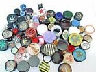 100 BRAND NEW  PIECES OF ASSORTED PATTERNS OF PLUGS ODD TUNNELS