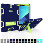 For Samsung Galaxy Tab S3 9.7 T820 Tablet Case Hybrid Rugged Shockproof Cover