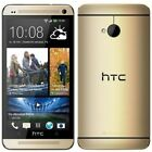 "HTC ONE M7 GSM AT&T Unlocked 4.7"" 32GB 4MP Quad-core Smartphone-Silver"