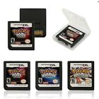 New Pokemon Platinum Pearl Diamond Version Game Card For Nintendo NDS 3DS DSI