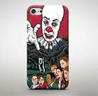 Pennywise The Clown Dancing Clown Bob Gray Horror Cult Creepy Phone Case Cover