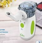 Replaceable Battery Operated Portable Ultrasonic Nebulizer for Asthma and COPD 2