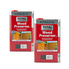 Ronseal Total 10ltr (all colours) 2 X 5L