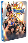 Wwe Wrestlemania 33 Limited Edition Stee  (UK IMPORT)  DVD NEW