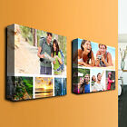 Custom Collage Canvas Print Photo Wall Art Personalized and Fully Customizable
