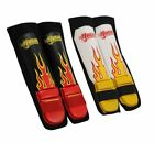 Rogue Special Edition Fire MMA Shin Pads