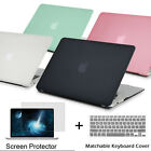 3-IN-1 For Apple MacBook Pro 13 15 inch Touch Bar 2016 Slim Hard Case Cover Skin