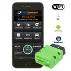 ELM327 WiFi Bluetooth OBD2 OBDII Auto Car Diagnostic Scanner For iPhone Android фото