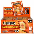 Hothands Hand Warmer Foot Warmer Disposable Pocket Glove in 1 3 6 15 30 34