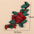 Embroidered Sew Iron On Patches Badge Fabric Bag Clothes Applique Craft Transfer
