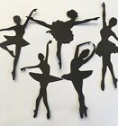 MIXED BALLERINA DIE CUTS
