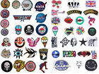Iron On Sew On Patches Transfers appliques Fancy Dress stickers for clothes