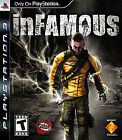 Playstaion 3 inFamous FREE SHIPPING