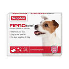 BEAPHAR FIPROTEC SMALL DOG FLEA SPOT ON FIPRONIL VET STRENGTH