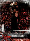 2017 Topps WWE Road to Wrestlemania you pick
