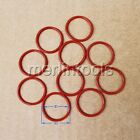 2.65mm Section Select ID from 6mm to 50mm VMQ Silicone O-Ring gaskets
