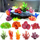 11 Styles Resin Artificial Coral for Marine Fish Tank Aquarium Decor Ornament