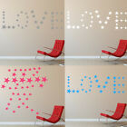 150x Mix Size Star Wall Sticker Removeable Decal for Baby Nursery Kid Room Decor