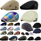 Unisex Duckbill Ivy Cap Golf Driving Flat Cabbie Newsboy Sport Hiking Beret Hat