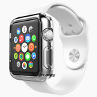 FOR Apple Watch Case S1  S2 Genuine REAL Tempered Glass Screen Film for 42mm