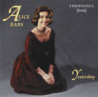 Alice Babs-Yesterday  (US IMPORT)  CD NEW