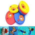 6pcs Baby Kids Colorful Float Discs Learn to Swim Arm Band Set for Kids Gift