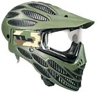 *NEW* JT Flex 8 Full Head Paintball / Airsoft Mask - Olive