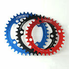 Chainring Narrow Wide Single retainer ring blue red black silver 30T 104 BCD