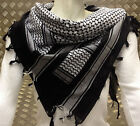 Military Army Shemagh Tactical Desert Keffiyeh Scarf 100% Cotton Scarves Roman  фото