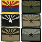 HLK Culpeper Tactical Morale Hook Patches State Of Arizona Phoenix