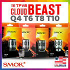 SMOK TFV8 Cloud Beast Replacement Coils V8 Coil Head Q4 - T6 - T8 - T10 (3 PCS)
