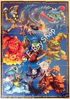 "Skylanders Giants Topps - Puzzle Cards - ""A"" Puzzle - A1 - A9 - You Choose"