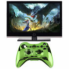 Wireless Controller Shell Case Bumper Thumbsticks Buttons Game for Xbox 360 VR