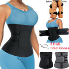 Fajas Colombianas Body Shaper Slimming Wrap Belt Waist Cincher Corset Trainer XL $18.79 USD on eBay