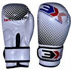 Kids Boxing Gloves Junior MMA  Muay Thai Kick Boxing  UFC Leather  Sparring