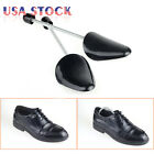 5 10 Pair Adjustable Plastic Spring Shoe Tree Shaper Keeper Stretcher Women Men