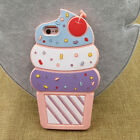 Hot 3D Cute Cool Cartoon Soft Silicone Phone Case Cover Back For Various Phones